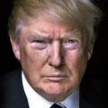 Donald Trump headshot photo