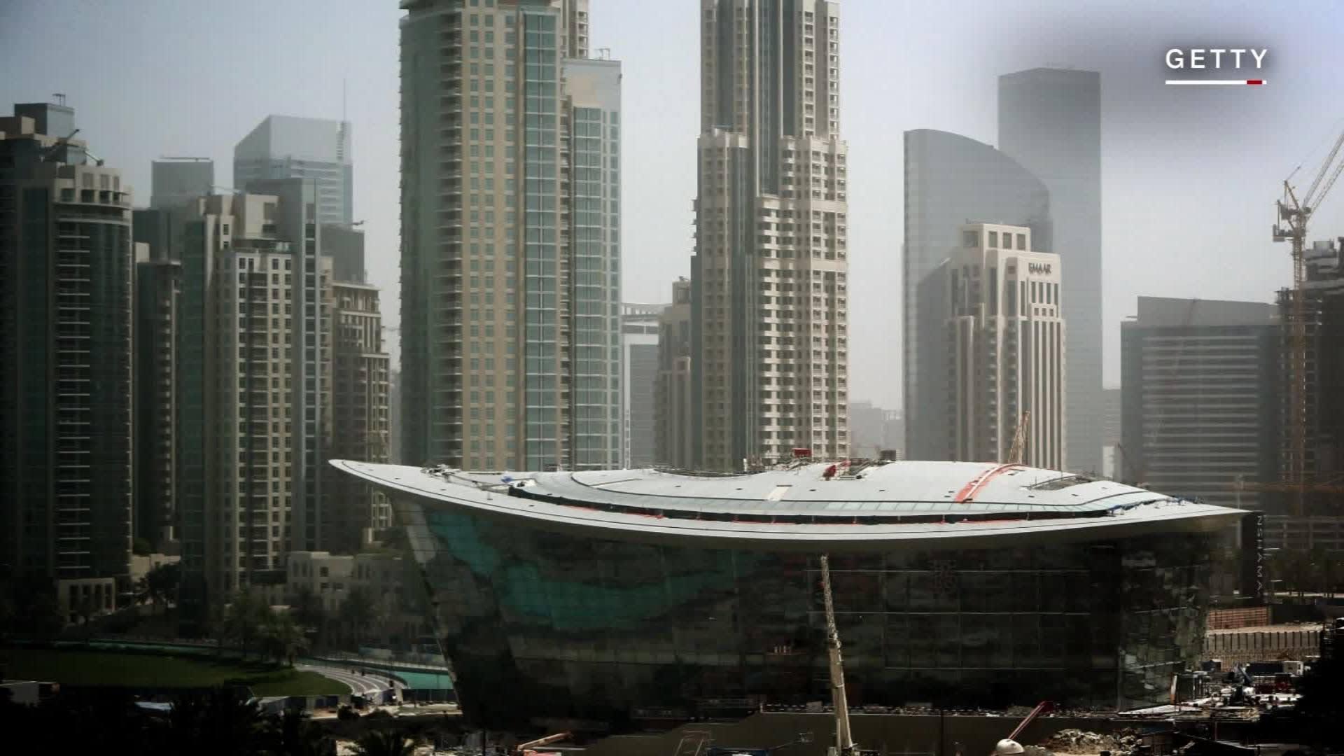 Doors to $330 million Dubai Opera house officially open CNN Style