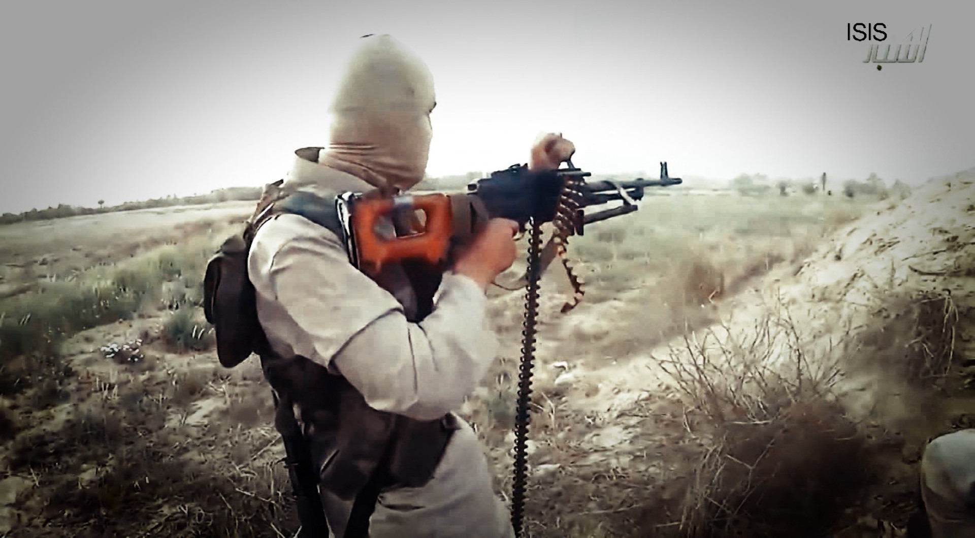Shotgun Commercial Isis